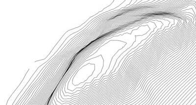 Creating Contours from SketchUp and Google Earth