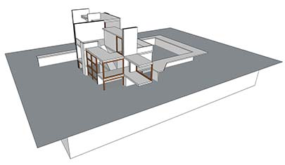 Sketchup Section Cut Or Floor Plan To Autocad Dylan Brown Designs