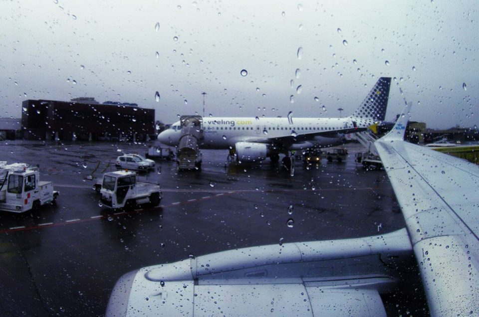 Week 1 in Italy - Arrival