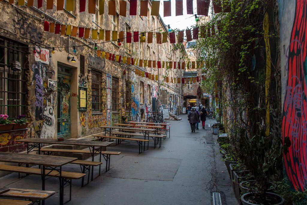jewish area of berlin