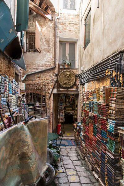 bookstore in venice