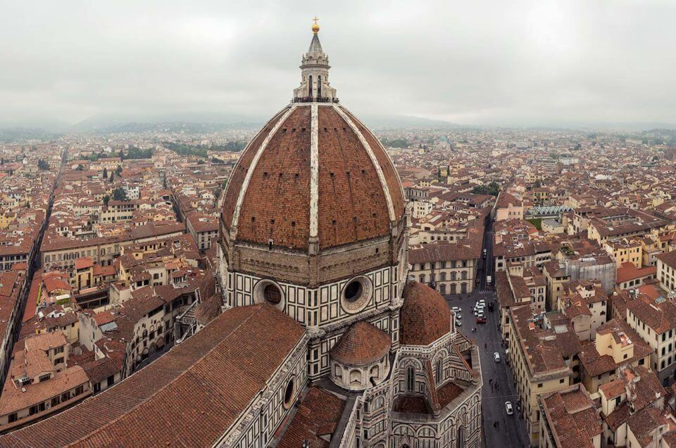 Week 13 in Italy: Hiking the Florence Duomo & Bell Tower