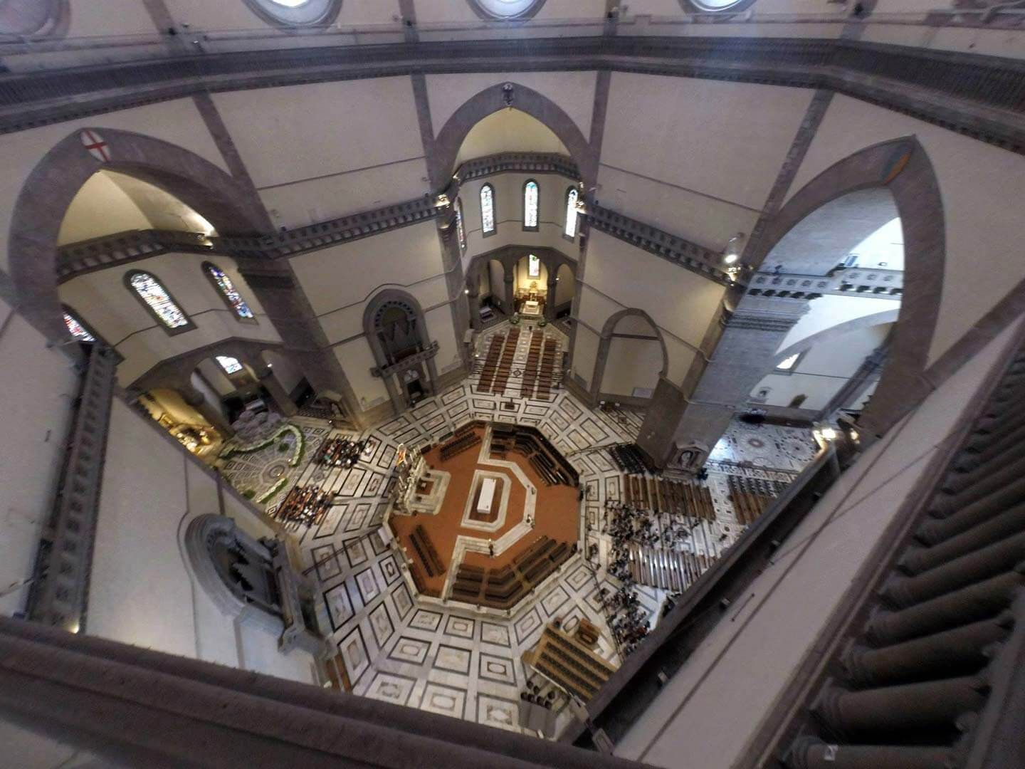 Florence Dome: Week 13 In Italy: Hiking The Florence Duomo & Bell Tower