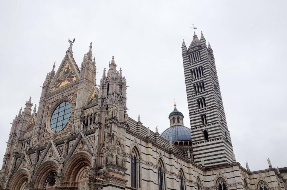 Week 10 in Italy: Siena, Thermal Baths, Cortona & Wine Tasting