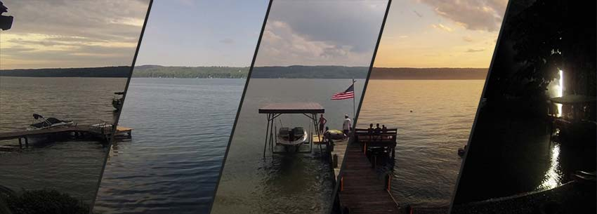 gopro timelapse sample shots