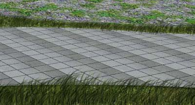 Adding Realistic Grass to Renders