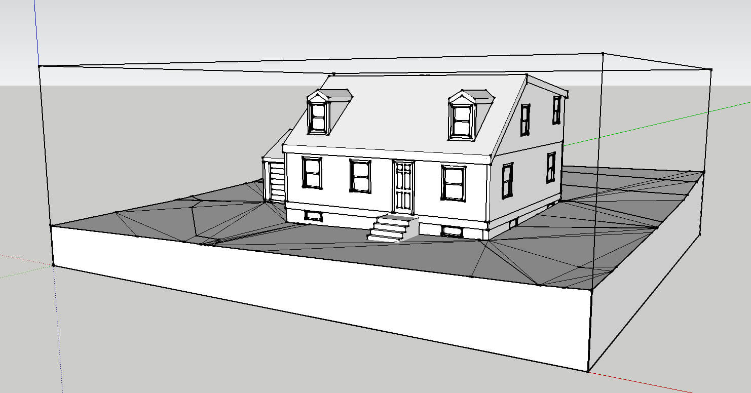 How to export a revit model to sketchup dylan brown designs for Sketchup import