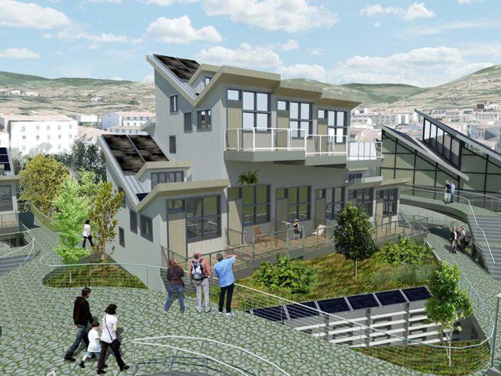 Cohousing – Piazza delle Cure