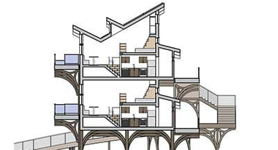 Adobe Illustrator – Using the Live Paint Tool for Architectural Drawings