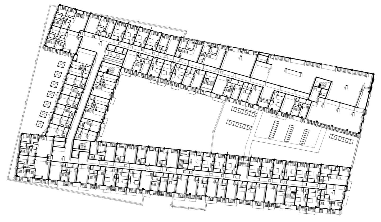 axon floor plan with shadows