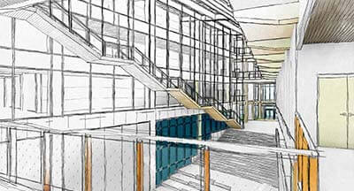Making Revit Look Hand Drawn/Watercolor