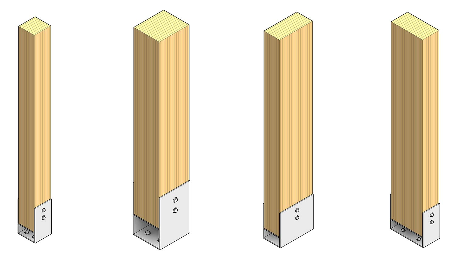 Parametric Timber Connections for Revit - Dylan Brown Designs